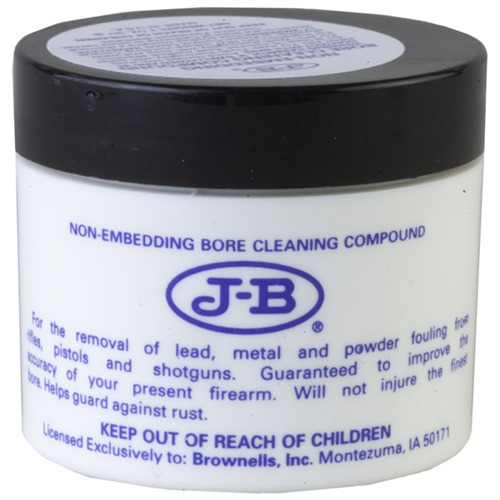 Чистящая паста J-B BORE CLEANING COMPOUND