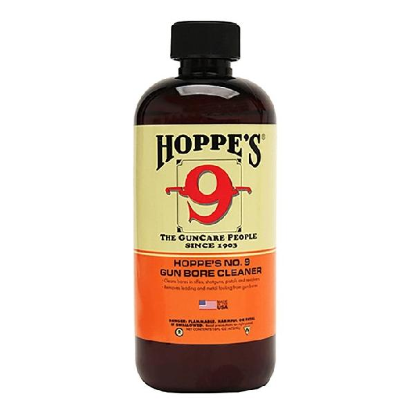 Сольвент нагара Hoppes No.9 Gun Bore Cleaner (473ml)