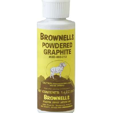 Brownells Powdered Graphite (40 gr)