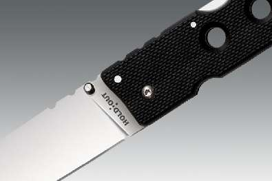 Нож Cold Steel Hold Out I Plain Edge