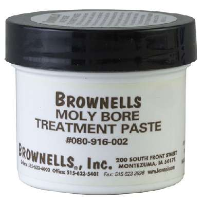 BROWNELLS MOLY BORE TREATMENT PASTE
