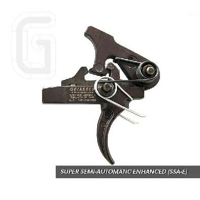 УСМ GEISSELE SUPER SEMI-AUTOMATIC ENHANCED (SSA-E) TRIGGER